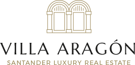 Villa Aragón Santander Luxury Real ESTATE Logo